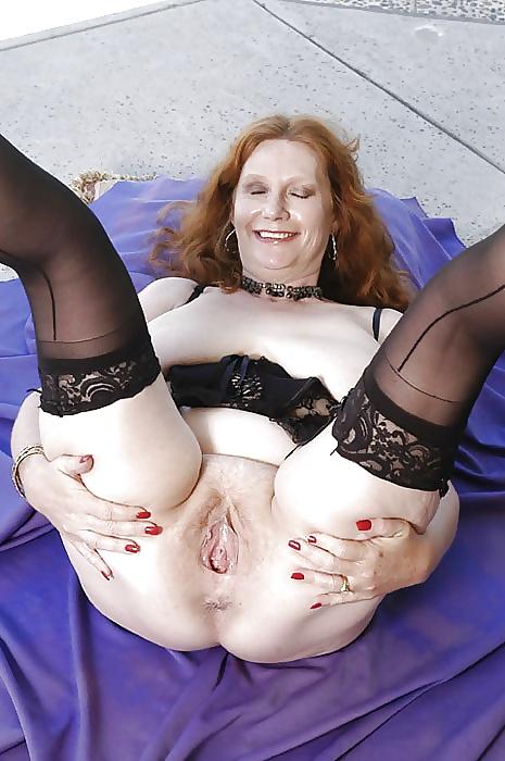 Tits granny pics