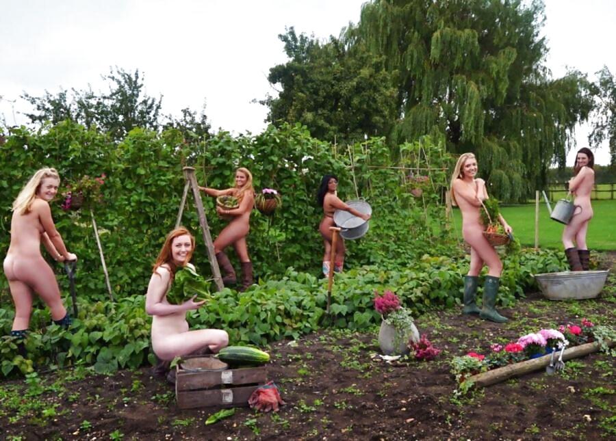 Naked farm girls in wisconsin