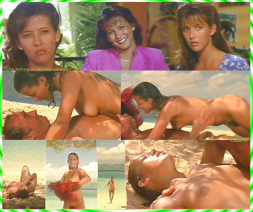 Sophie Marceau Naked Sexy Nude