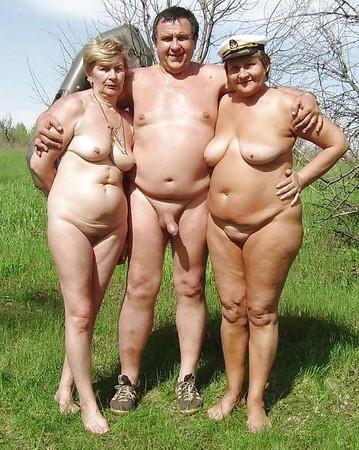 Grandma nude pics