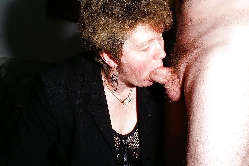 Hot Grannies Sucking Cock
