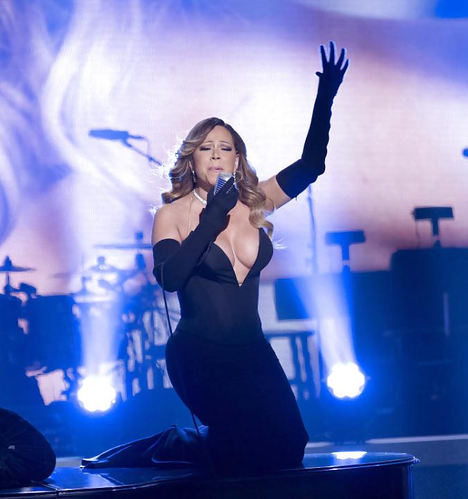 Mariah carey dressed as a hooker
