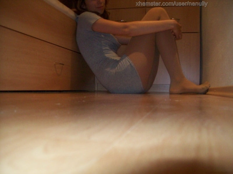 Hidden under desk dildo