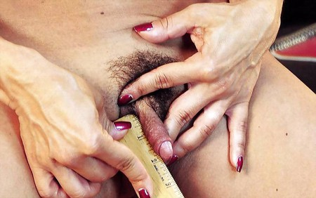Extreme male anal stretching
