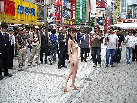Japanese wife public sex-4877