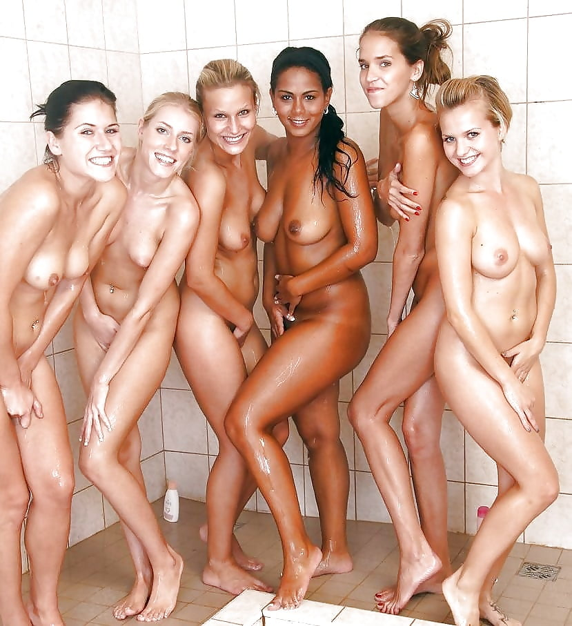 Mirren naked sexy naked girls shower in groups