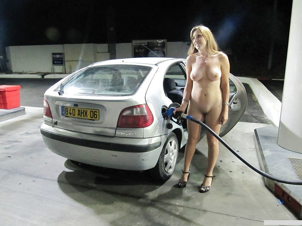 Most outrageous moments pump gas nude