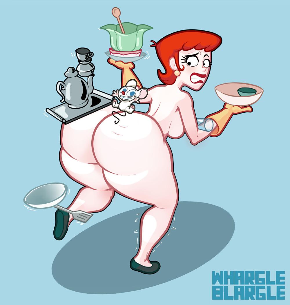 Dexter mom big ass