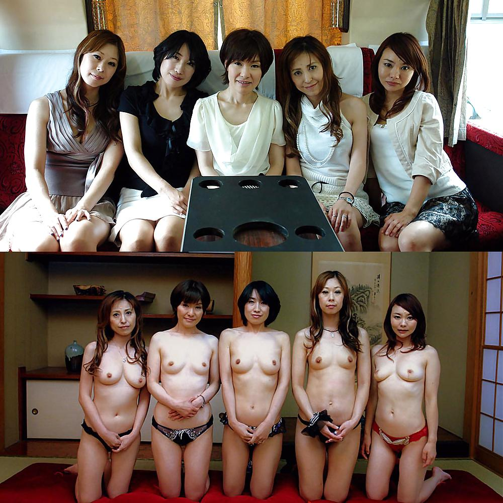 Naked Asian Girls Party Sex