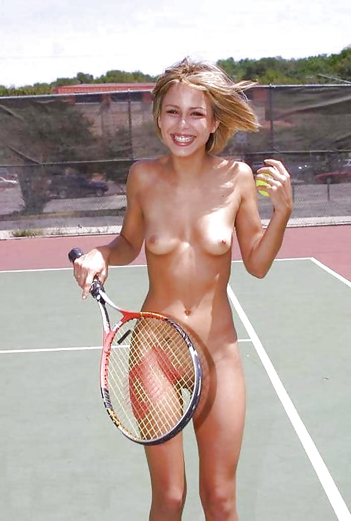 Anna tennis nude #13