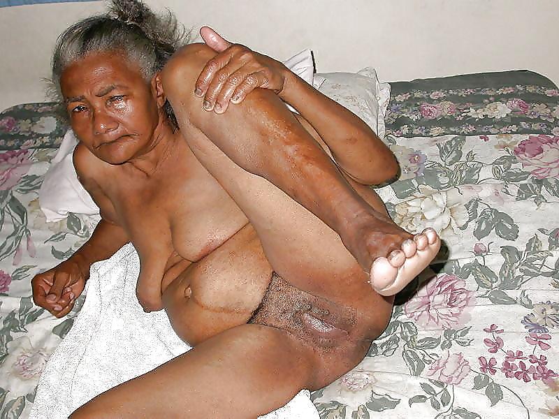 Free black granny porn