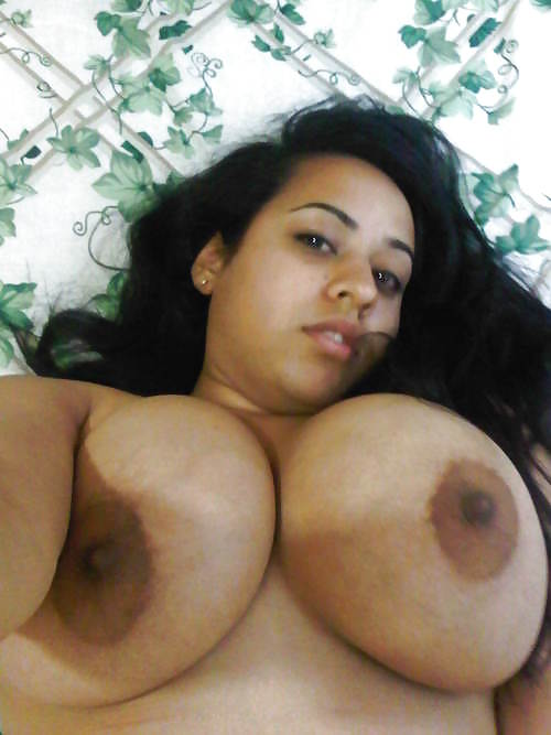 Arab With Huge Tits