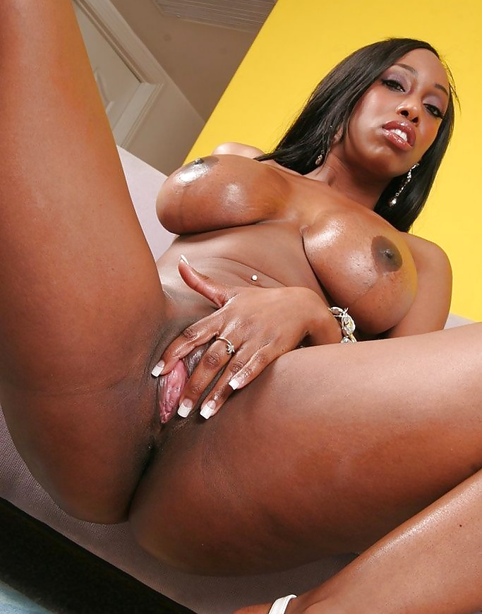 Naked Black Girls With Big Tits And Ass