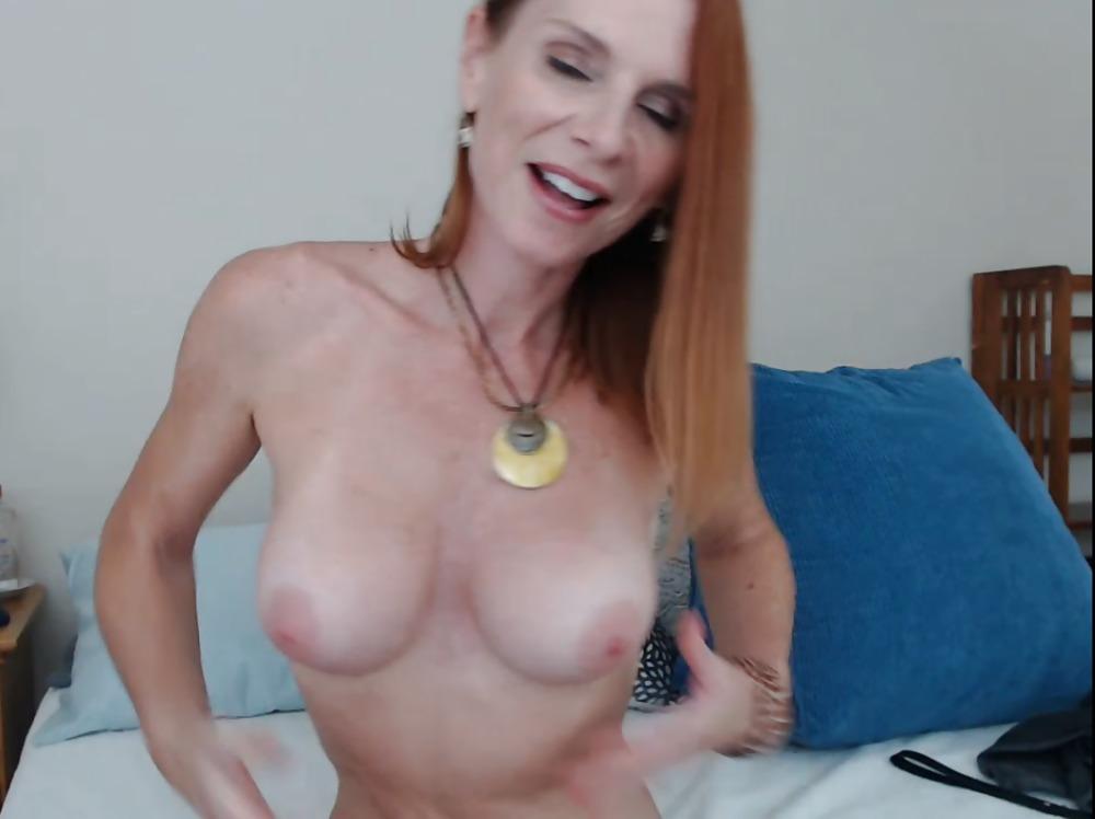 Freckled redhead porn