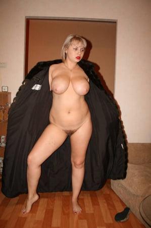 naked under coat