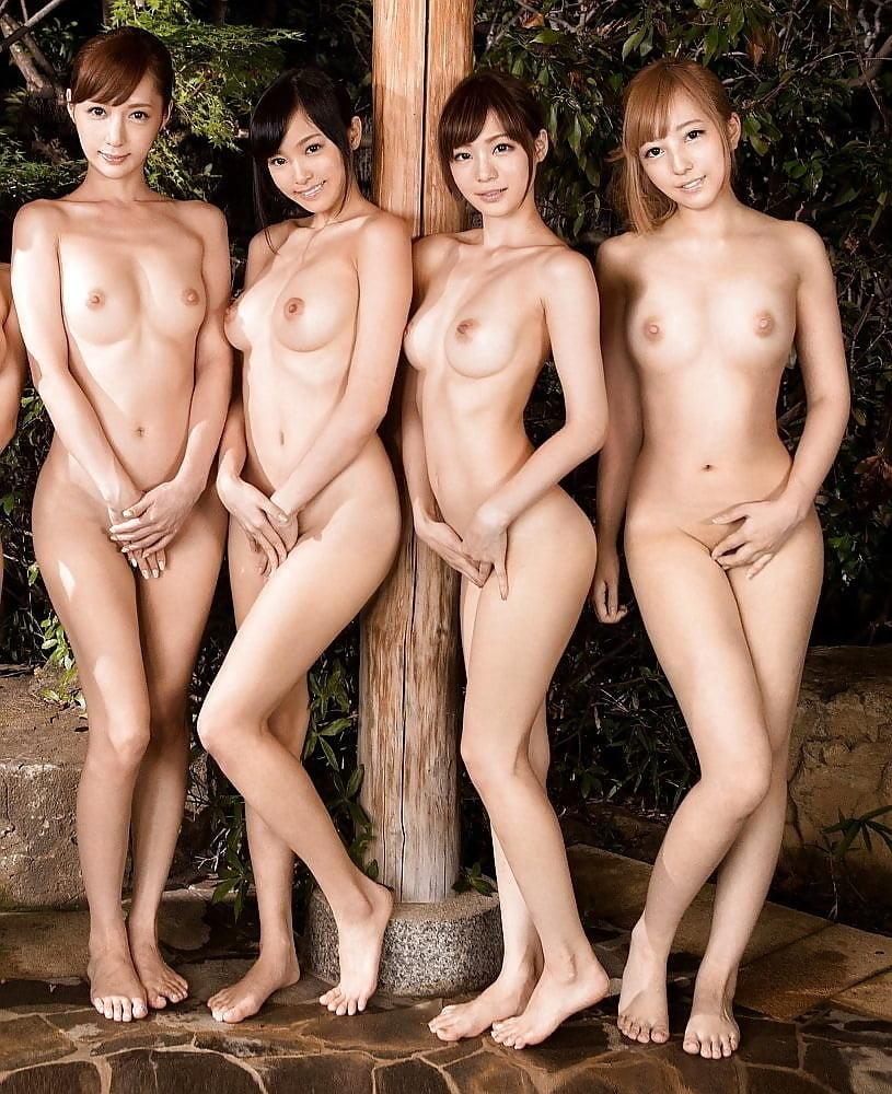Shaved Naked Japanese Girls Nude
