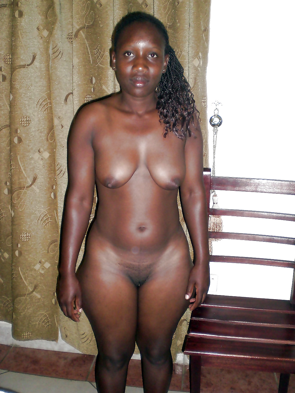 Nigerians nude, erotic cheerleaders tied
