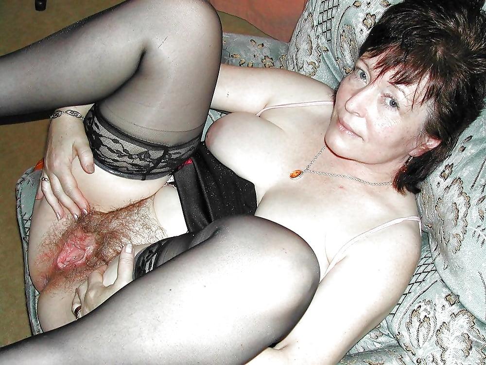 Частное порно фото пожилых волосатых баб