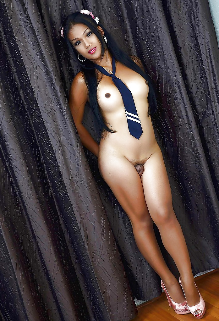 Beautiful asian shemale indonesian self taken