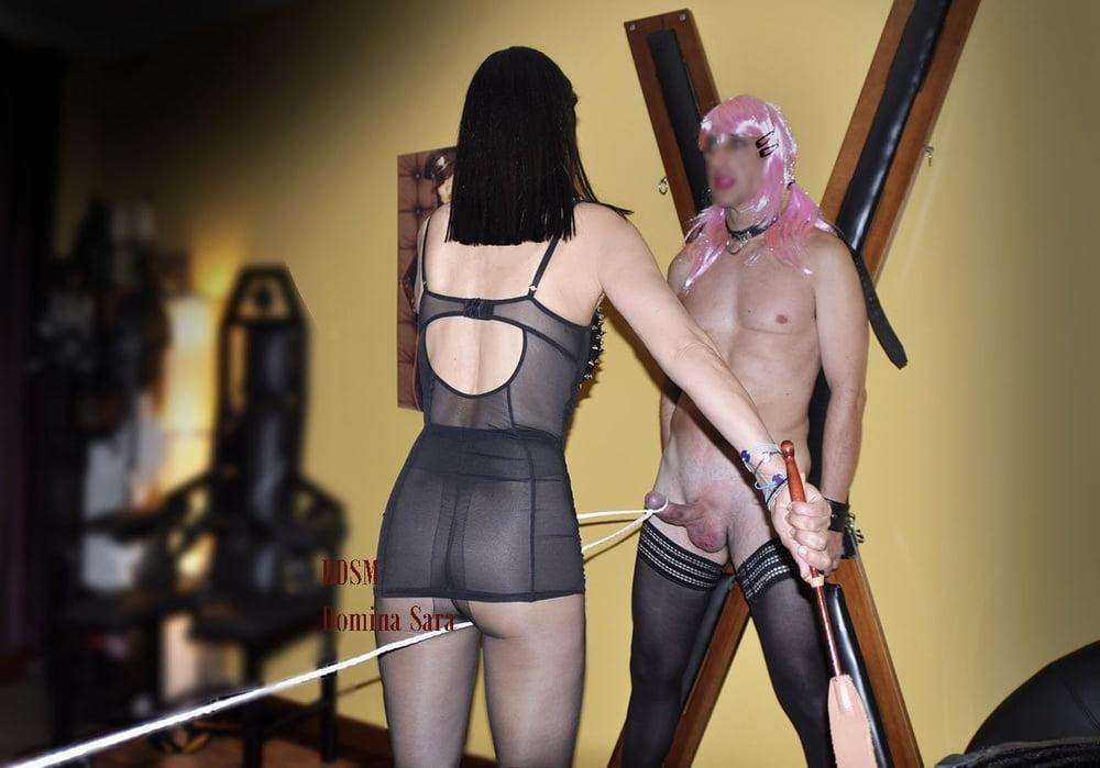Sara domina Miss Treatment: