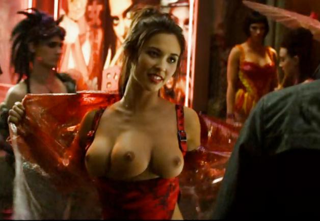 Kaitlyn leeb three boobs nude