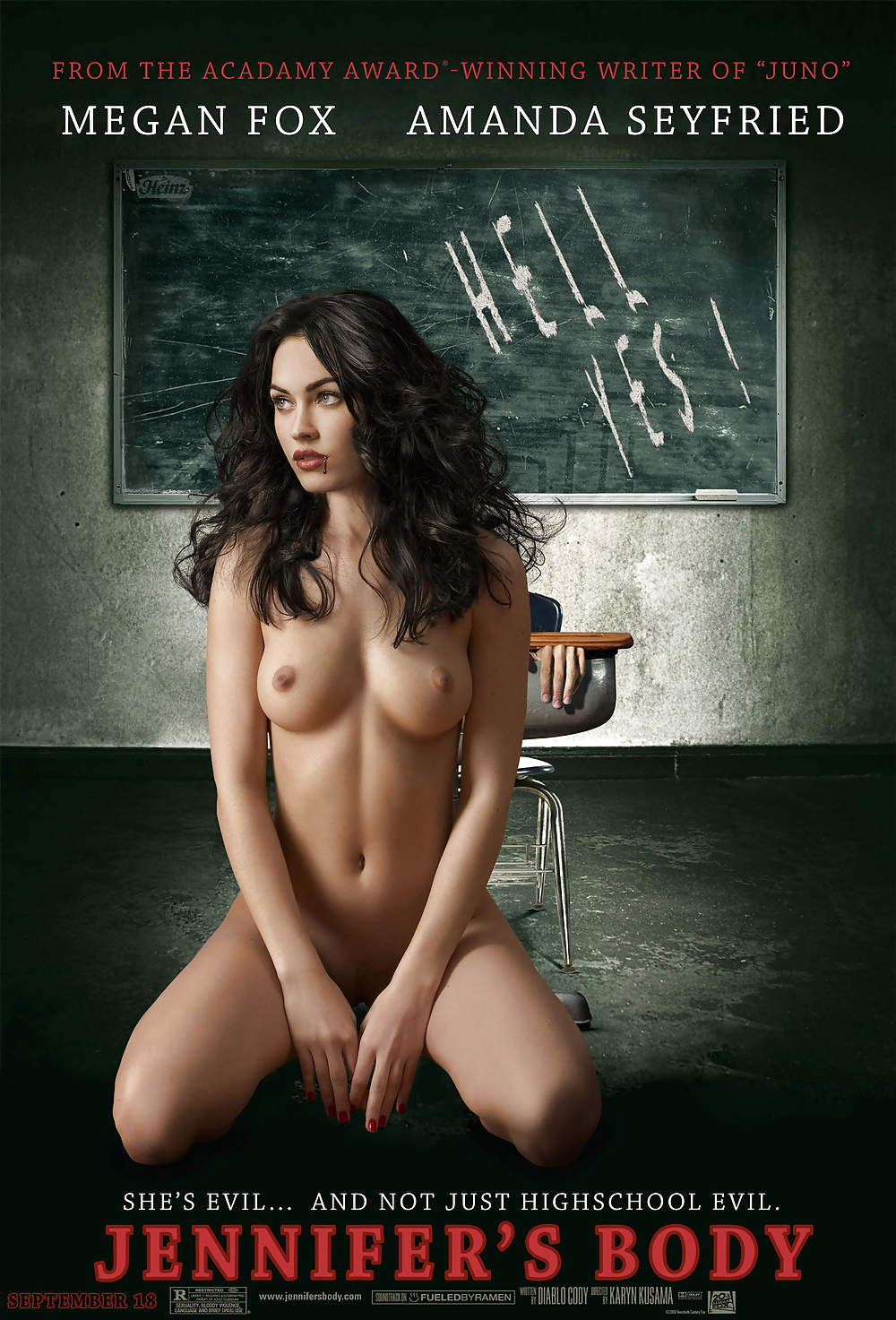 Naked pictures of megan fox-1186