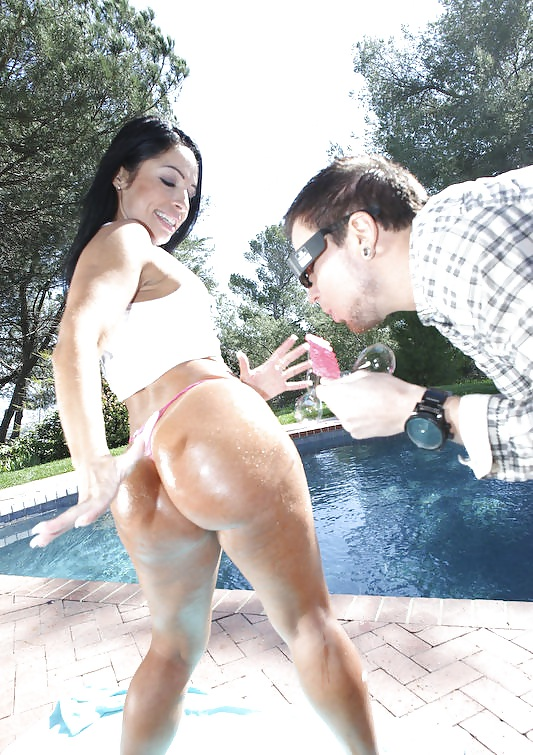 Big booty anal brazilian
