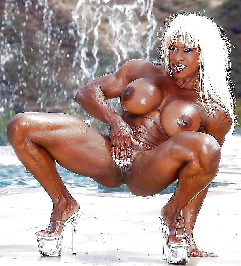 Free muscular girl porn