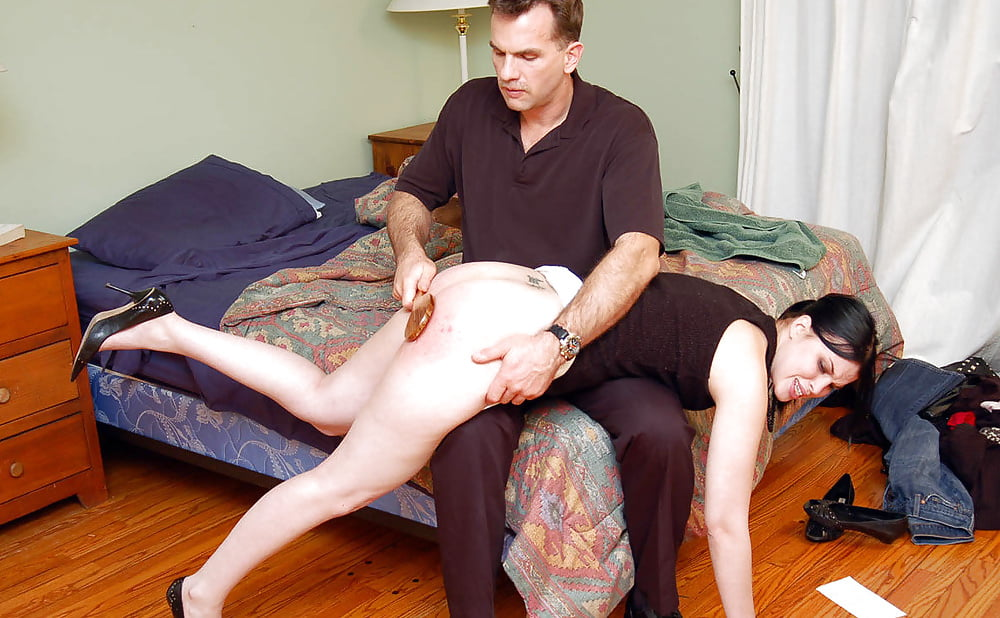 Husband spanking disobedient wife videos — pic 9