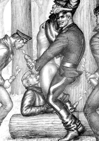 of finland art Gay cartoons tom
