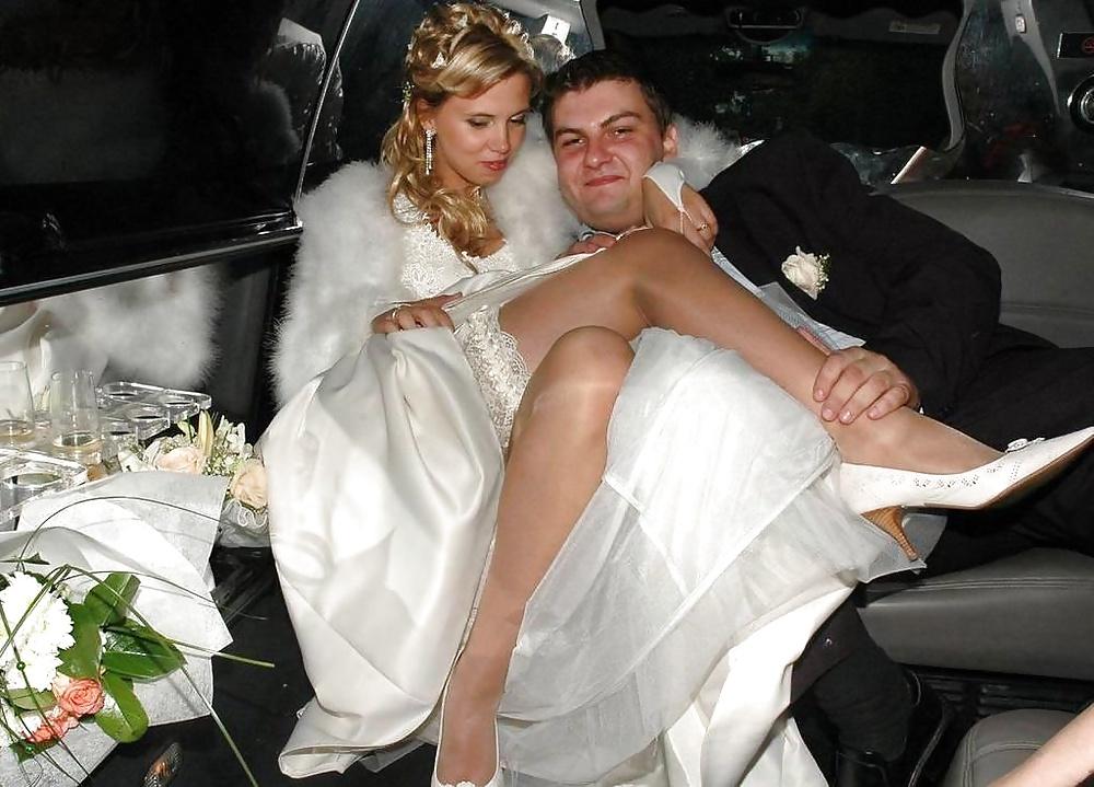 Трахает невесту 6