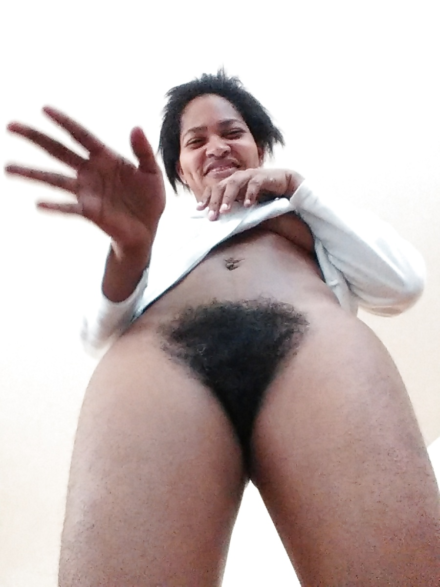 Hairy black girls pictures