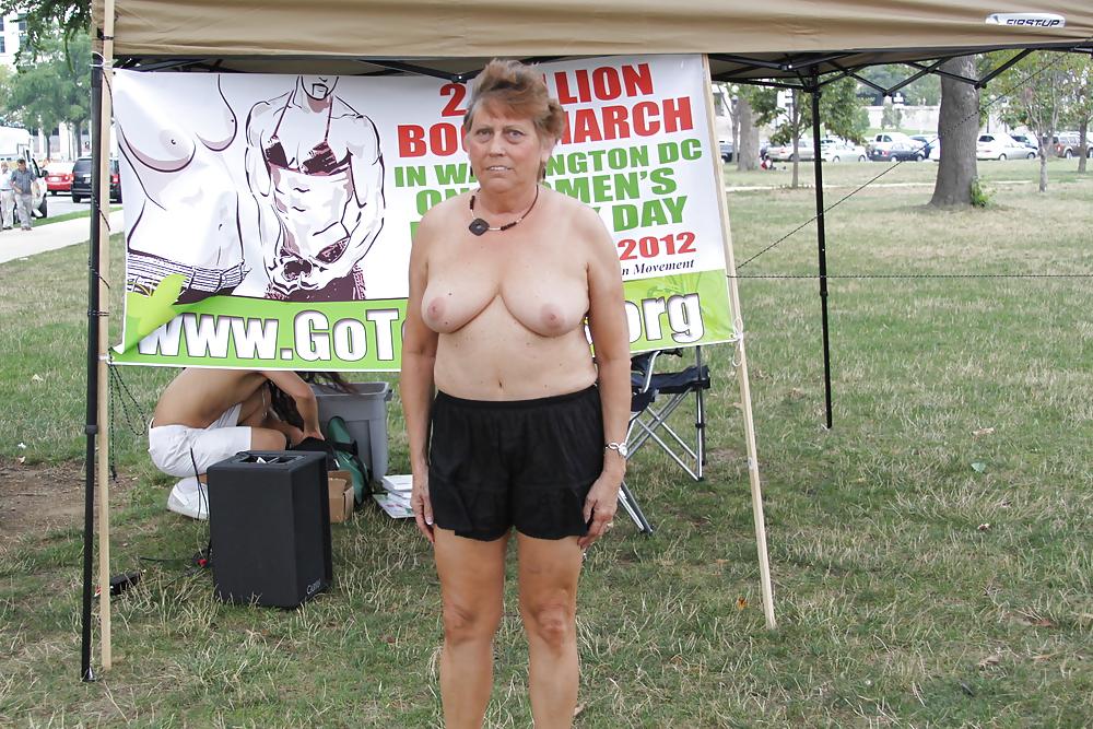 Equal rights topless houston pics — img 6
