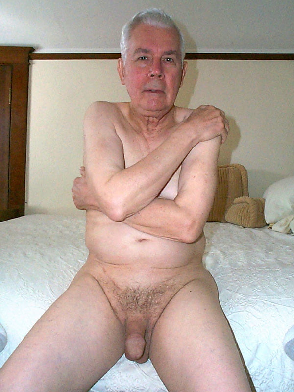 Old naked grandpa images uncut erectis maximus