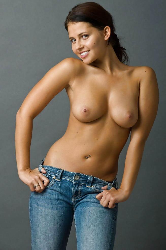 Topless Jeans - 74 Pics - Xhamstercom-6038
