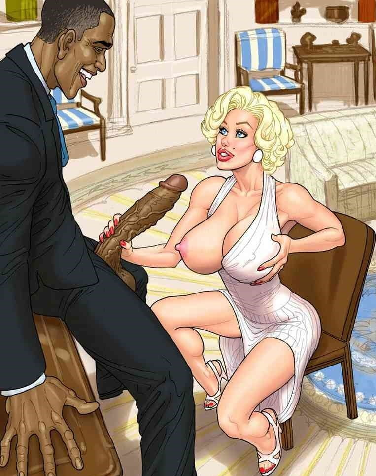 Sex comic book hot blonde boss tied up and fucked like a slut