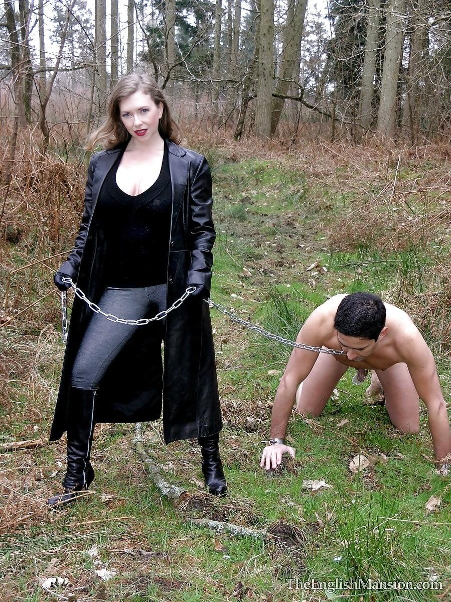 Опытная русская госпожа раб на поводке порно видео, порно видео разные