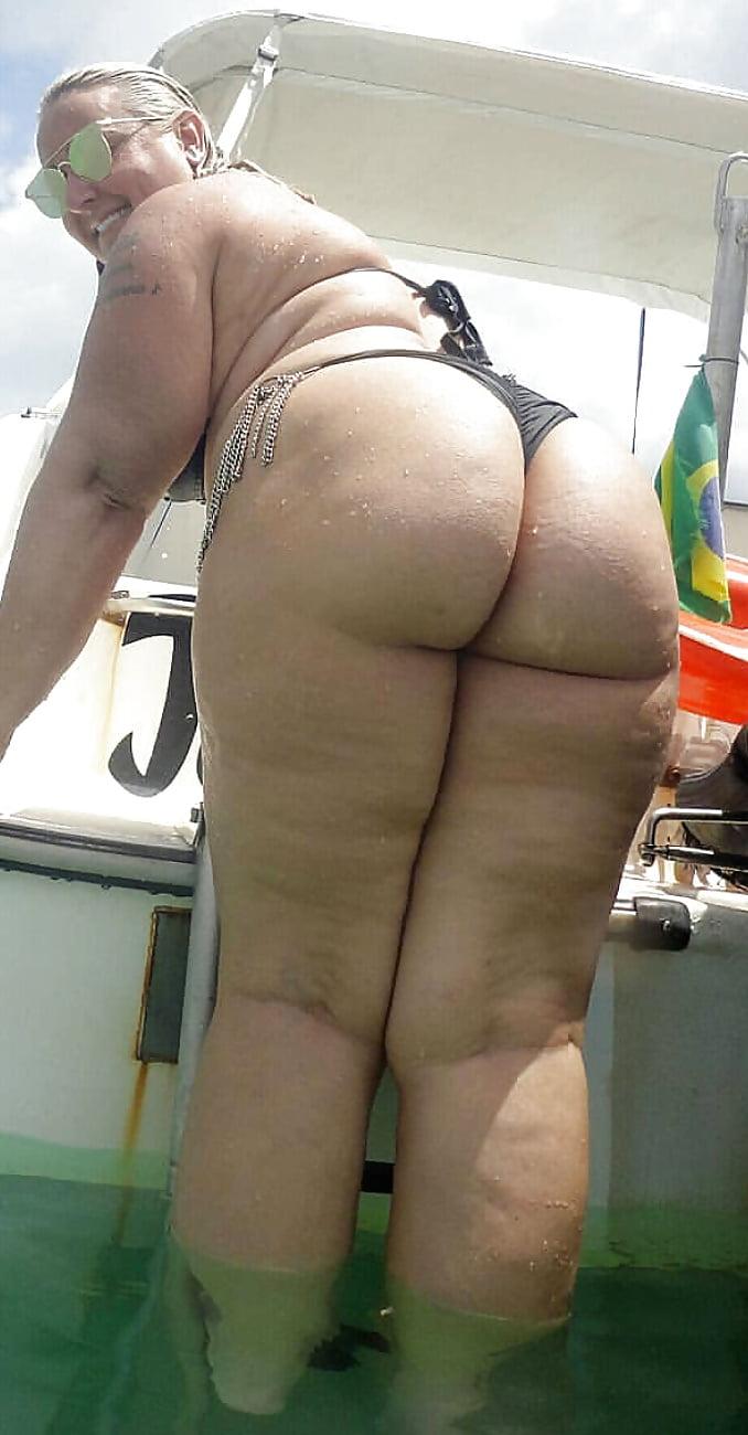 Fat brazilian ass