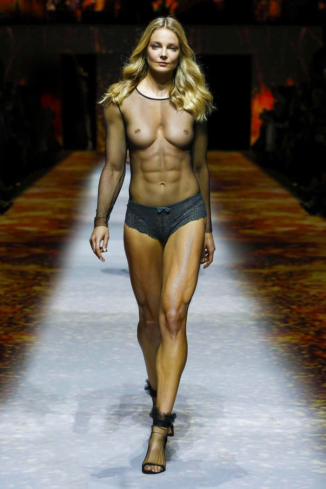 Nudity runway trend