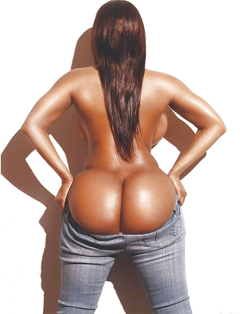 Nudwomen with big booties — photo 15