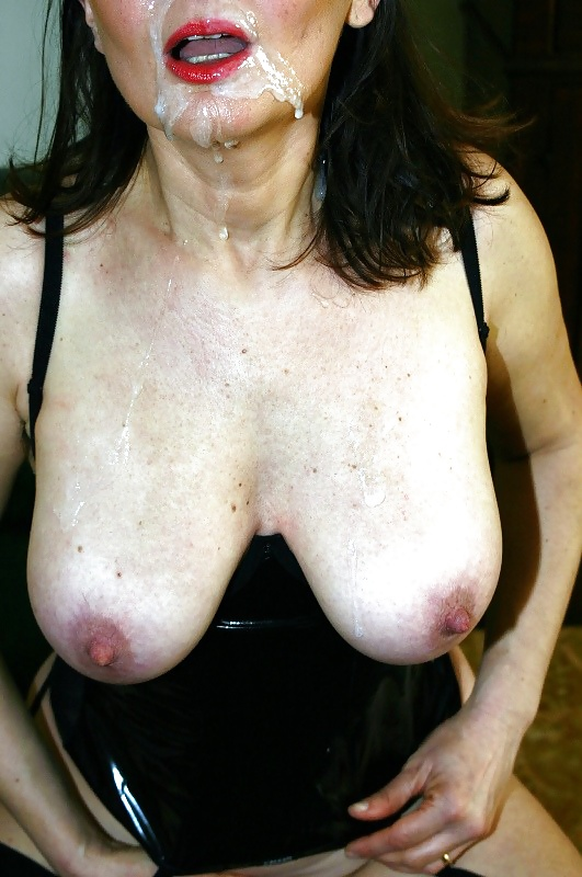 Naked breasts and nipples