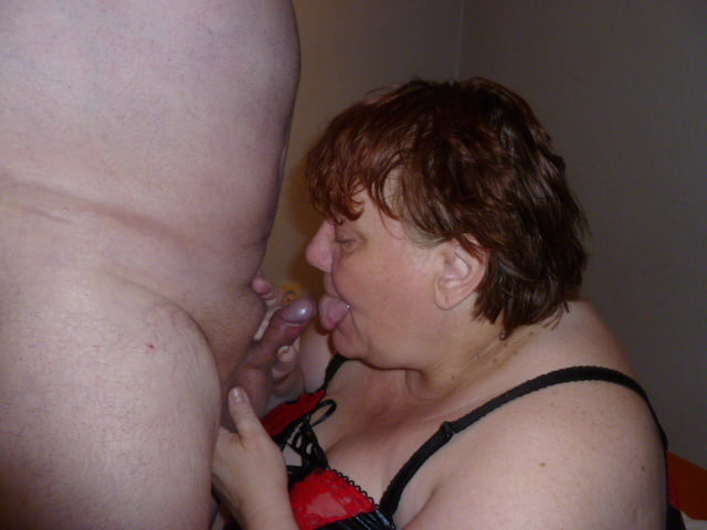 Man and woman double sided dildo