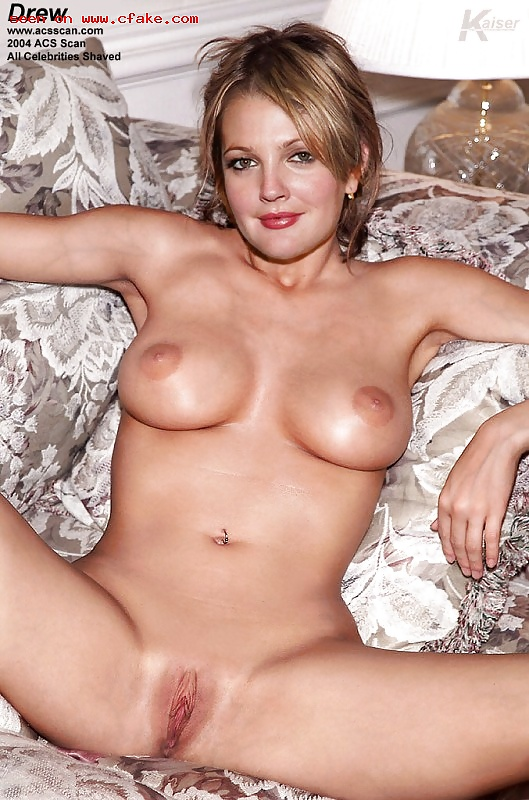 Celeb Naked Pictures Drew Barrymore Jpg