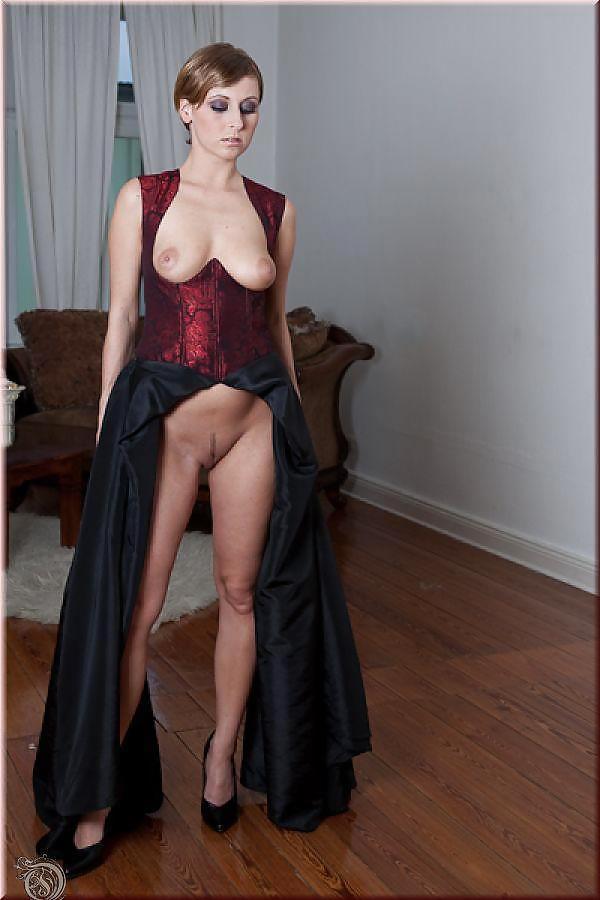 Porn Kleid