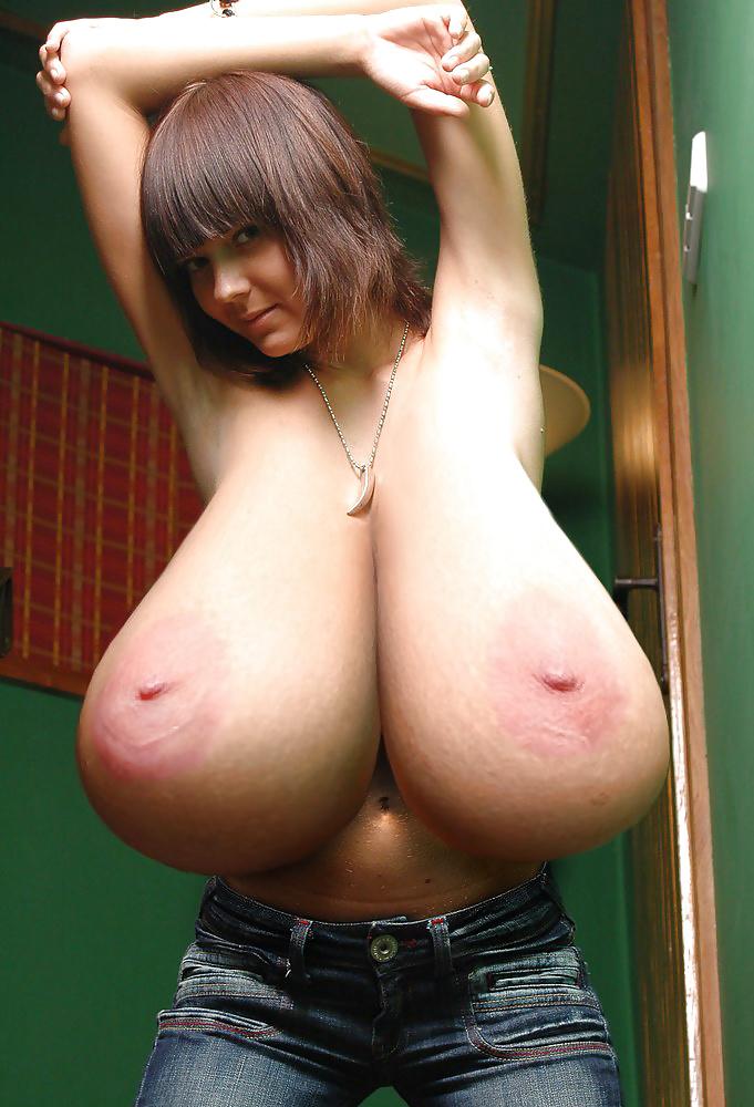 Martina big plans world's biggest boobs