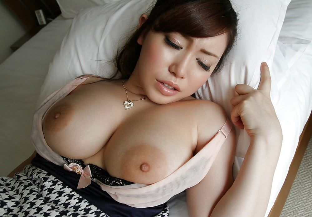 Huge asian breasts #2