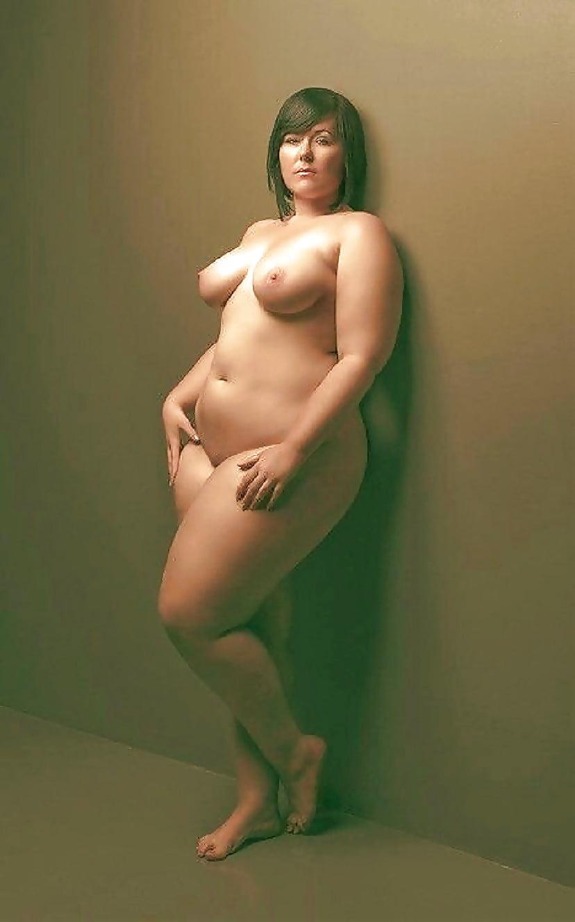 Johnson zaftig nude naked twat mature