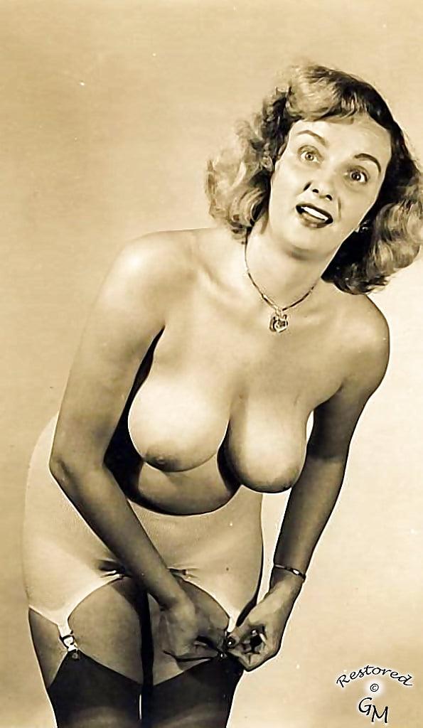 Busty women in girdles