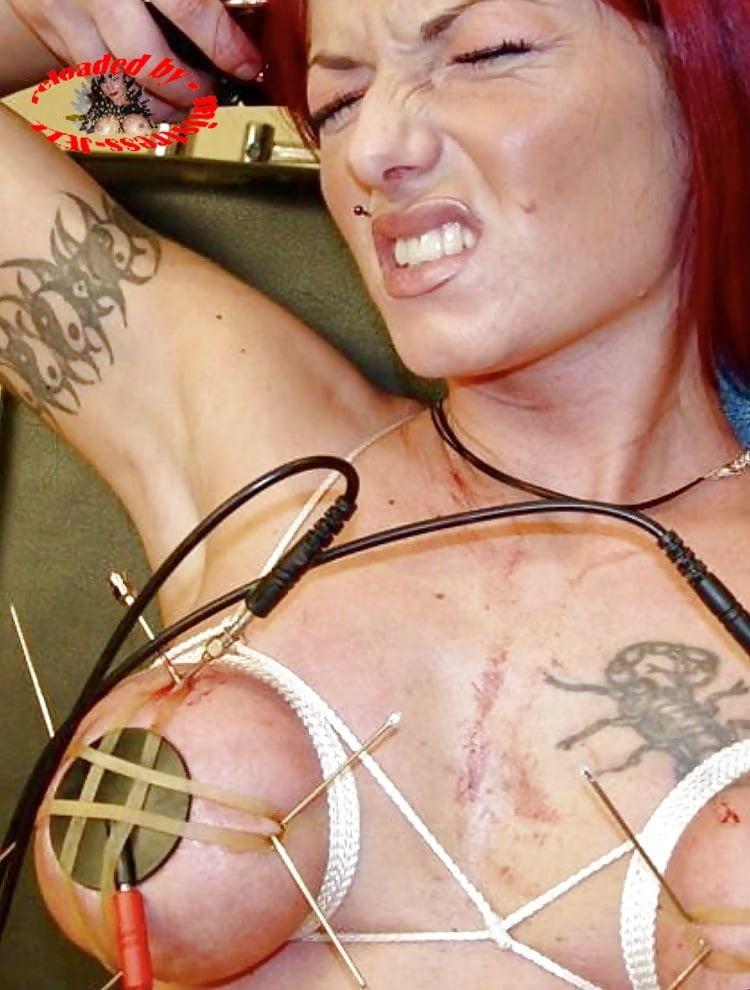 Electro tortured slavegirls high voltage shocking pain blogs