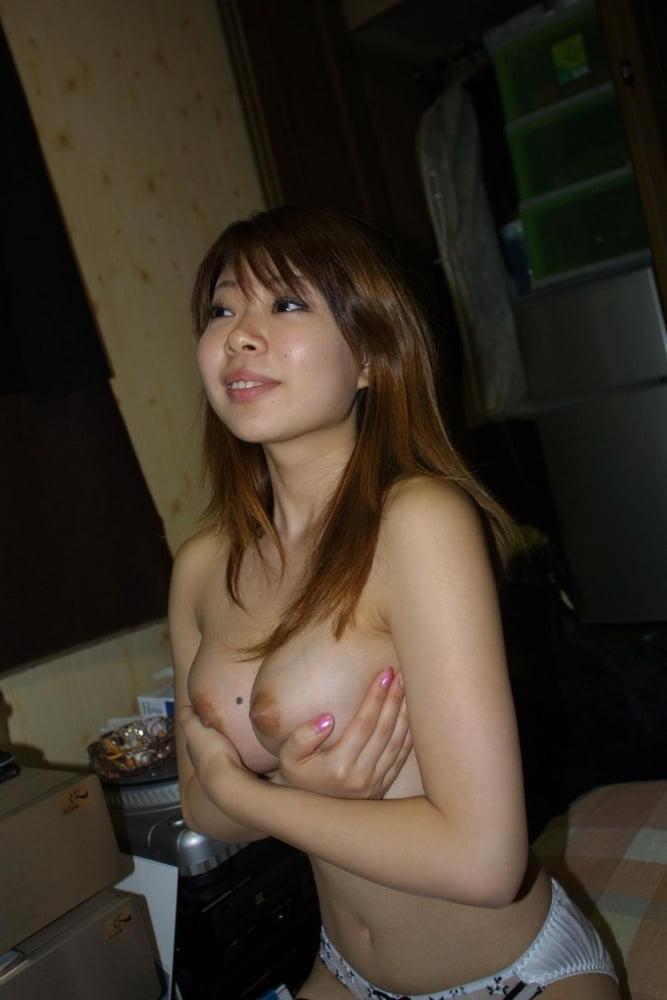 Japanese girl big nipples